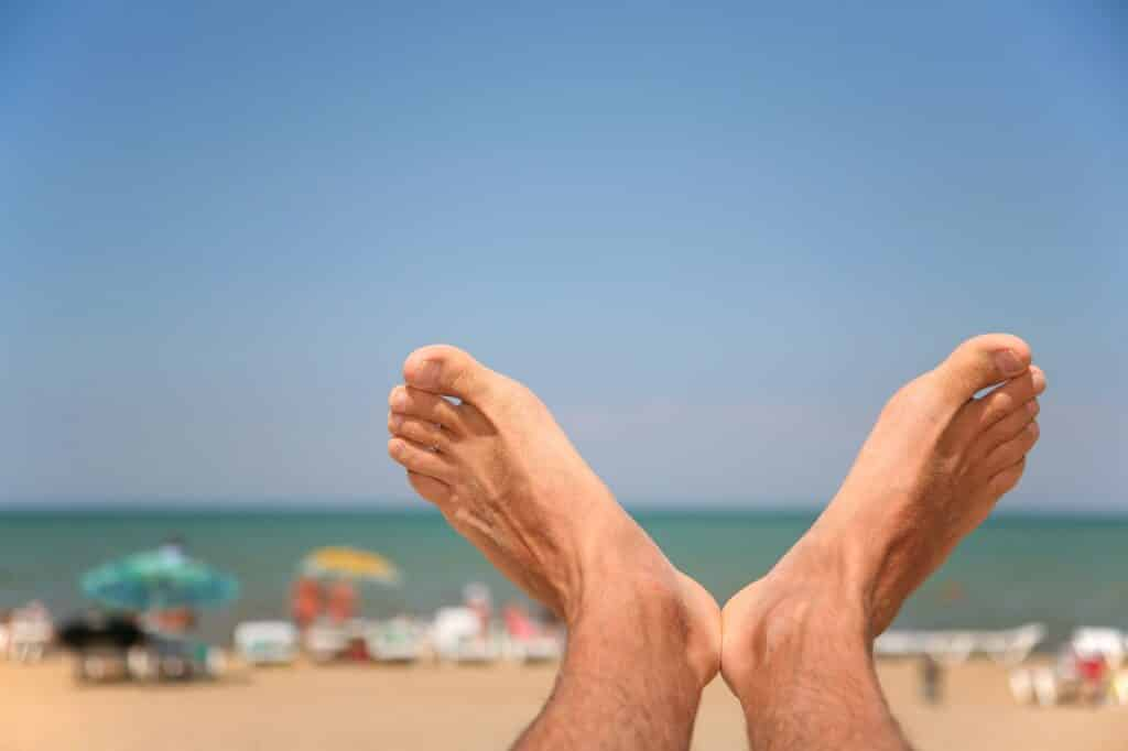 Why Men Need Pedicures