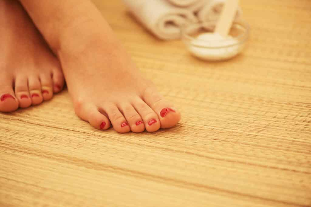 Easy DIY Foot Peel Masks and Scrubs for Baby Soft Feet